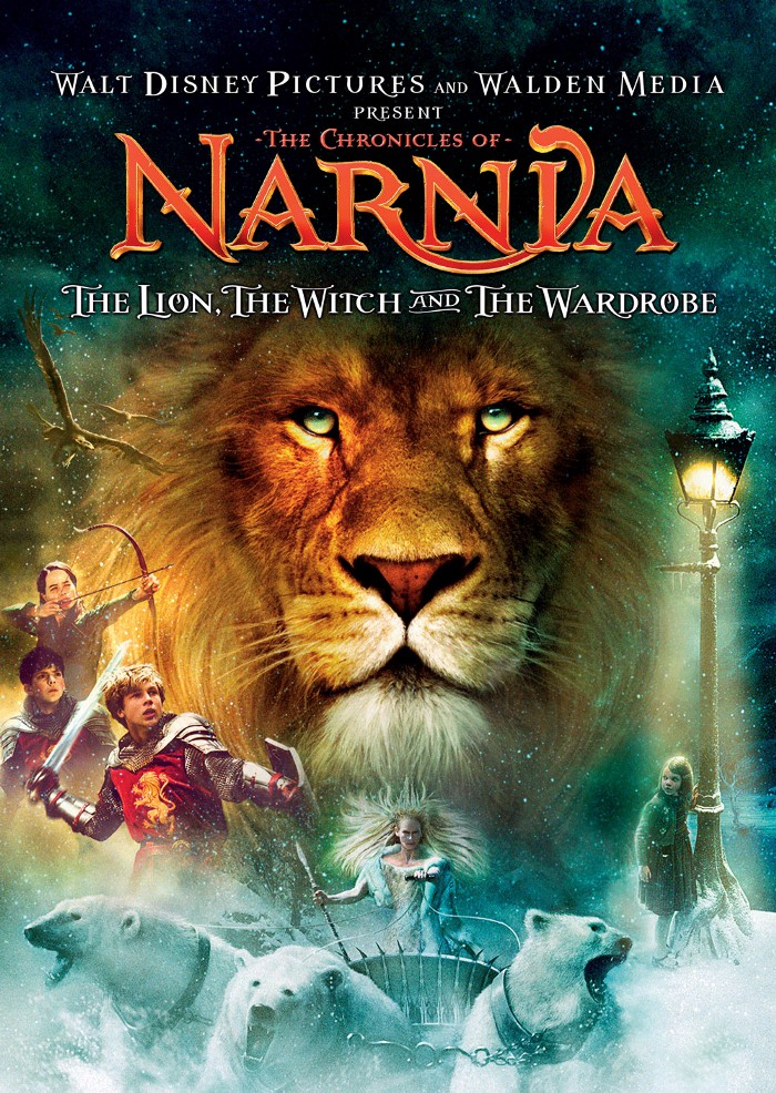 The Lion, The Witch and The Wardrobe (2005)