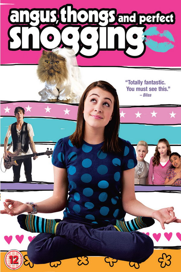Angus Thongs and Perfect Snogging (2008)