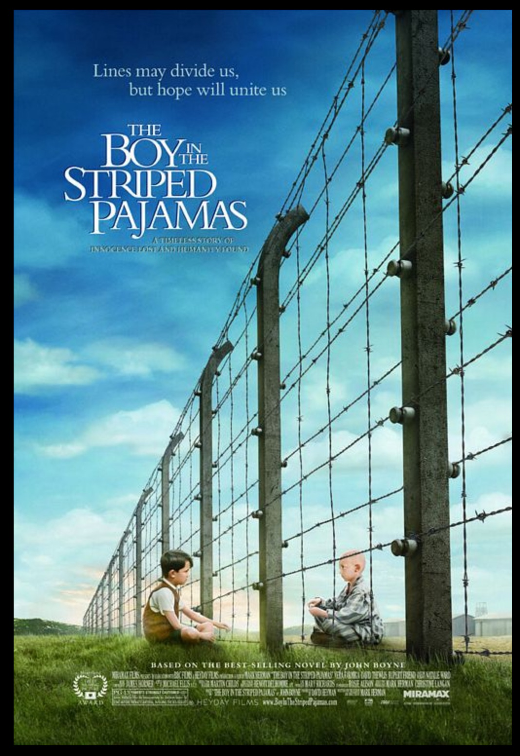 Boy in the Striped Pyjamas (2008)